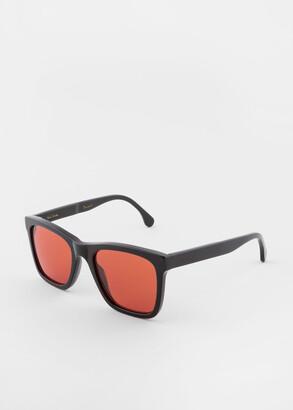 Paul Smith Rust 'Durant' Sunglasses