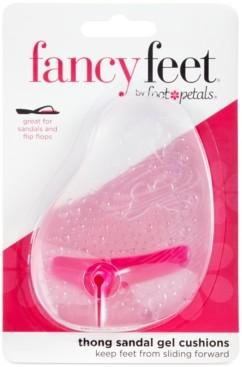 Foot Petals Fancy Feet by Thong Sandal Gel Cushions Shoe Inserts Women's Shoes