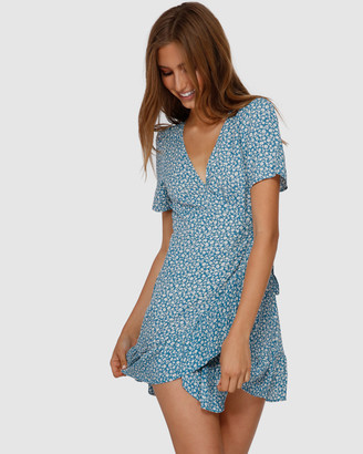 Billabong Florida Wrap Dress
