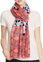 Yarnz Chinese Checkers Scarf