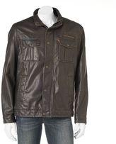 Levi's Men's Sherpa-Lined Open-Bottom Jacket