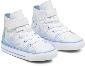 Converse Chuck Taylor® All Star® Disney 'Frozen' Elsa 1V High Top Sneaker