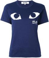 Comme des Garcons eye print T-shirt