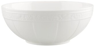 Villeroy & Boch White Pearl Salad Bowl (24cm)