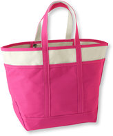 L.L. Bean Casco Bay Boat and Tote Bag, Large Open-Top