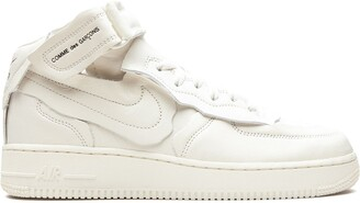 Nike x Comme des Garcons Air Force 1 Mid sneakers