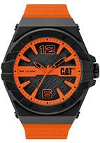 Caterpillar CAT WATCHES Men's LC11124134 Spirit Analog Display Quartz Orange Watch