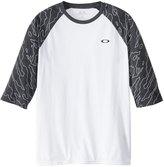 Oakley Men's 50/50 Camo Raglan Baseball Tee 8150024