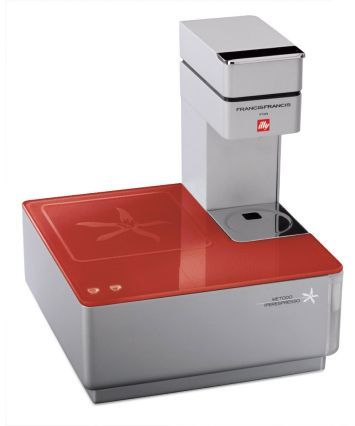 Francis Francis for illy® Red Y1.1 Espresso Machine