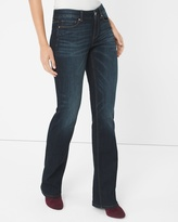 White House Black Market Curvy Slim Bootcut Jeans