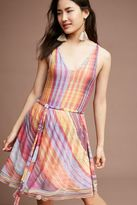 Cecilia Prado Zain Ruffled Midi Dress