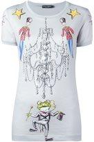 Dolce & Gabbana Wonderland print T-shirt