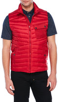 Ben Sherman Quilted Down Vest