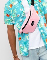 Asos Bum Bag In Pink