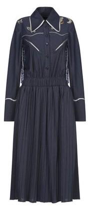 Frankie Morello 3/4 length dress