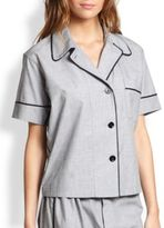 Araks Shelby Cotton Pajama Top