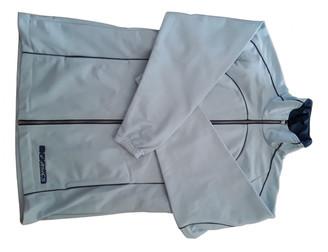 Asics Blue Polyester Knitwear