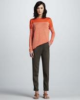 Vince Asymmetric Flax Pants