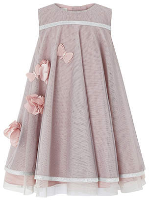 Monsoon Baby Dragonfly Sparkle Dress