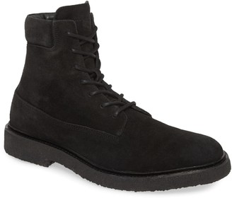 AllSaints Marco Tall Lace-Up Boot