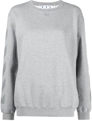 Off-White Arrows crew-neck sweatshirt