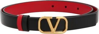 Valentino Vlogo belt H. 2 cm