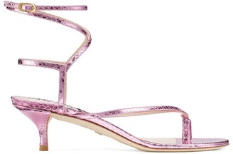 Stuart Weitzman The Jimena 50 Sandal