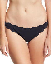 Marysia Swim Antibes Scalloped Swim Bottom