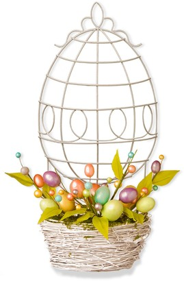 National Tree Company Artificial Easter Egg Wall Decor