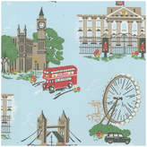 Cath Kidston London Scene Wallpaper