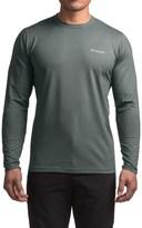 Columbia Trail Summit Shirt - Long Sleeve (For Men)