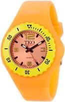 TKO ORLOGI Women's TK595OR Beach Lightweight Rubber Watch