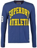Superdry Tigers Long Sleeved Top Supermarine Navy