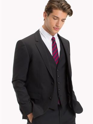 Tommy Hilfiger Slim Fit Virgin Wool Blazer