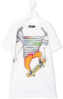 Junior Gaultier skater boy T-shirt - kids - Cotton - 5 yrs