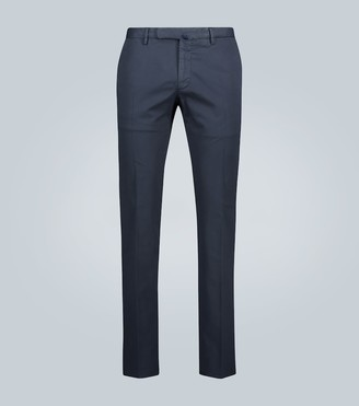 Incotex Royal Batavia slim-fit chinos