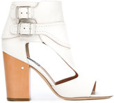 Laurence Dacade ankle length sandals - women - Leather - 37.5