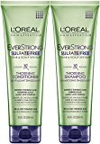 L'Oreal EverStrong Thickening, DUO set Shampoo + Conditioner, 8.5 Ounce, 1 each