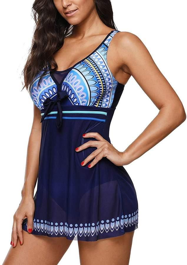 7f4090e737 Skirted Swimsuit - ShopStyle Canada
