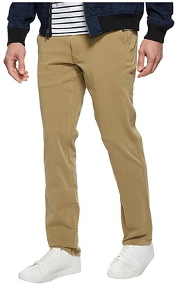 Dockers Slim Tapered Fit Downtime Khaki Smart 360 Flex Pants (New British Khaki) Men's Clothing