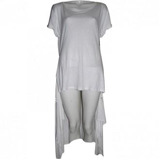 Polo Ralph Lauren White Linen Knitwear for Women