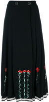 Temperley London Creek tailored skirt - women - Polyester - 6