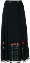Temperley London Creek tailored skirt