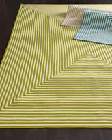 "Loloi Rugs Hideaway Stripe Outdoor Rug, 7'6"" x 9'6"""