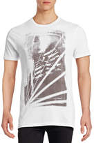Rogue State Skeleton Cotton Casual T-Shirt