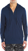 2xist Men's Swim Hooded Henley
