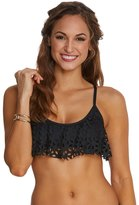 Luxe by Lisa Vogel Pandora Flutter Bra Bikini Top 45831