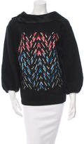 Tsumori Chisato Wool Pullover Sweater w/ Tags