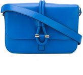 Tila March Romy messenger tote - women - Leather - One Size