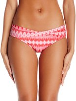 CoCo Reef Women's Rio Diamond Star Banded Bikini Bottom